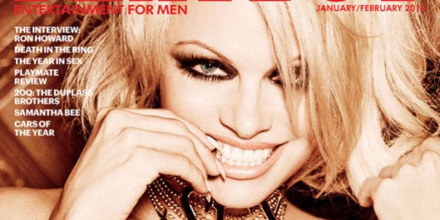 Une version francophone du magazine Playboy de retour en