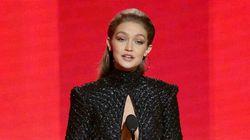 American Music Awards: Gigi Hadid revient sur ses propos concernant Melania