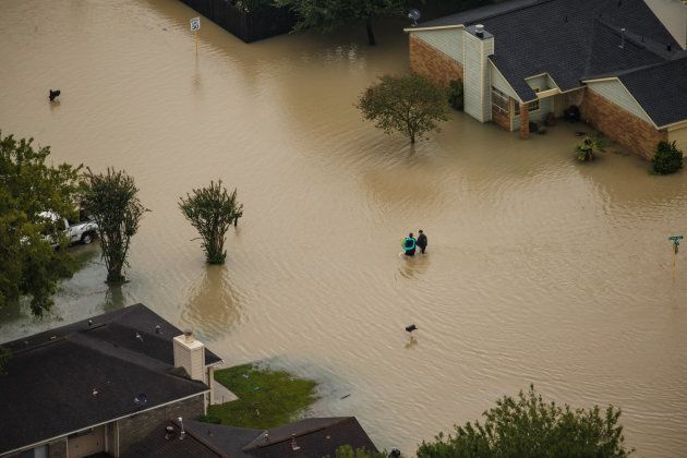 Ces photos montrent la véritable catastrophe des inondations de
