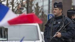 La police française déjoue un autre