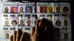 Élection présidentielle dans le calme en