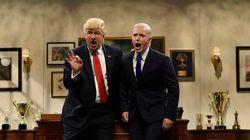 Le faux Donald Trump retourne à SNL et le vrai n'est pas content du