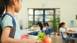 BLOGUE Les enfants canadiens retournent à l'école sans un accès suffisant à une saine