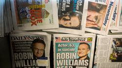 BLOGUE Trois ans plus tard: Robin Williams et la couverture sur l'acte que l'on