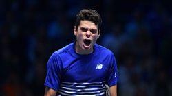 Andy Murray défait Milos Raonic aux Finales de
