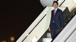 Justin Trudeau est au Pérou pour défendre le Partenariat