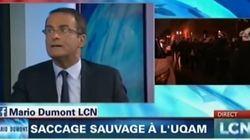 Le franc-parler de Jean Lapierre en une seule