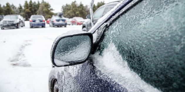 L'hiver prendra probablement de l'avance à quelques endroits au