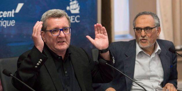 Il faut «cesser de nier» la montée de l'extrême droite, dit Régis