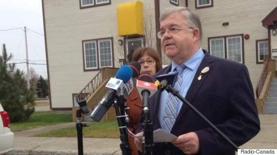 Décision du DPCP à Val-d'Or: le maire Corbeil réitère sa demande d'une enquête