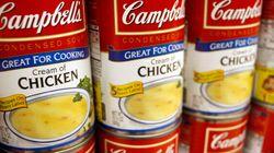 Le bisphenol A banni des contenants de conserve des soupes