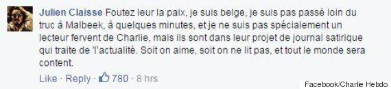 La Une de Charlie Hebdo sur les attentats de Bruxelles fait vivement réagir sur