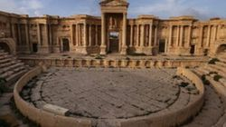 À Palmyre, on a déjà retiré 150