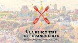 Onze chefs et restaurants de Québec s'unissent pour créer de nouveaux liens avec les onze Nations autochtones du