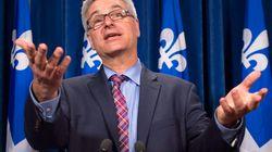 Jean-Marc Fournier aura un automne occupé à prêcher la bonne nouvelle
