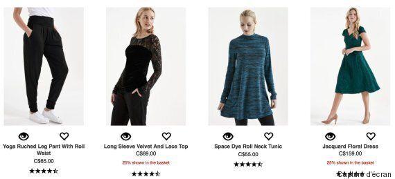 Cinq boutiques de vêtements incontournables pour les grandes
