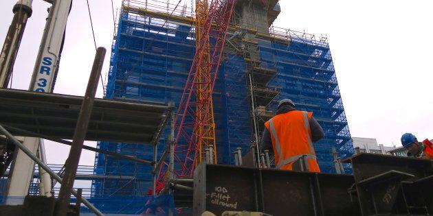 Travaux de construction bénévoles: le règlement promis est