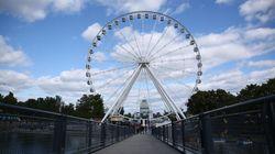 La grande roue de