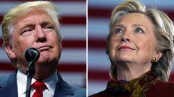 Hillary Clinton aurait devancé Trump par plus de deux millions de