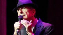 La cause de la mort de Leonard Cohen est