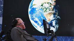 Stephen Hawking nous annonce quand l'être humain disparaîtra de la