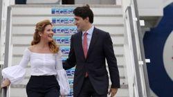 Sophie Grégoire Trudeau ultra élégante à