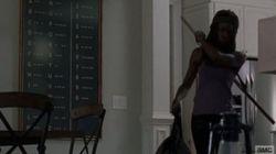 Daryl et Rick se sont-ils passé un message secret dans cet épisode de «The Walking