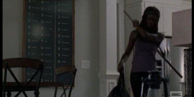 Dans l'épisode 4 de la saison 7 de «The Walking Dead», Rick et Daryl ont communiqué en morse selon cette