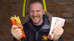 Vous pourriez maintenant manger dans le fast-food du réalisateur de «Super Size