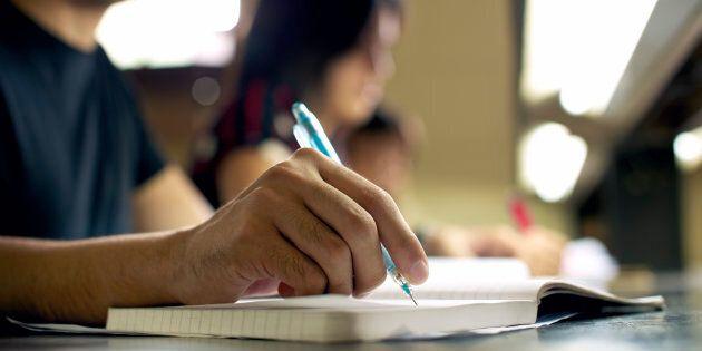 Une fois arrivés à la fin du secondaire, les élèves ont une assez bonne connaissance d'eux-mêmes pour choisir leurs cours selon leurs passions.