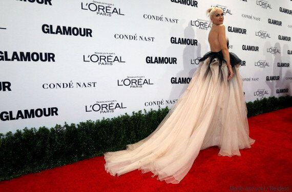 Les stars ont sorti le grand jeu pour le gala Glamour des femmes de l'année