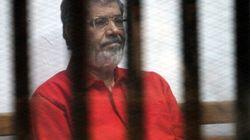 La peine de mort est annulée pour l'ancien président égyptien Mohamed