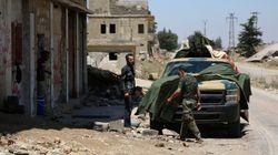 L'armée syrienne près de la bataille décisive contre