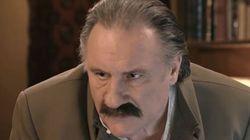 Premières images de Gérard Depardieu dans le rôle de