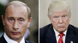 Trump et Poutine pour une «normalisation» des relations entre la Russie et les