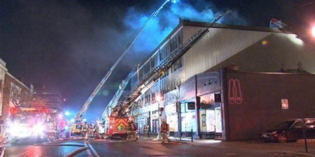 Lavanderia et Park: un incendie ravage les restaurants du chef Antonio Park à