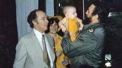 Petit journal de l'amitié entre la famille Trudeau et Fidel