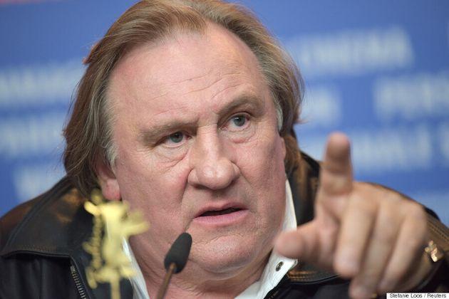 Trump est une «bonne leçon pour les hommes politiques», selon Depardieu