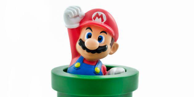 Mario n'est officiellement plus un