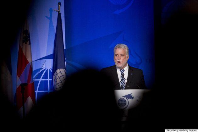 Une majorité de Québécois juge le gouvernement Couillard corrompu, selon un sondage