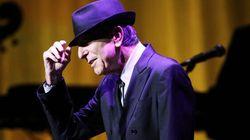 Leonard Cohen a fait ses adieux dans un dernier album