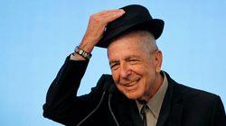 Leonard Cohen, «tu nous manqueras», dit Justin