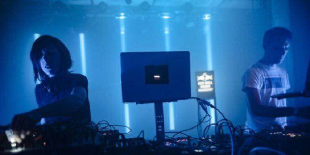 Revivez en images la soirée d'ouverture du Red Bull Music Academy de