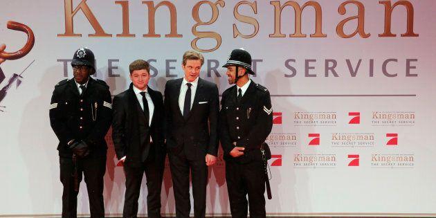Il va sans dire que Kingsman est le stéréotype du scénario hollywoodien de bas