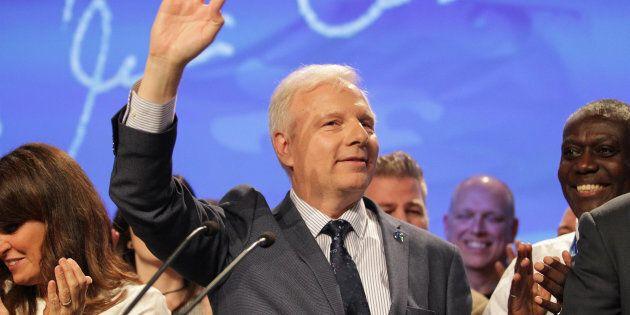 La vision du monde du Parti Québécois, qui croit que le nationalisme peut et doit être un vecteur de...