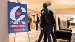 Débat conservateur: les candidats s'affrontent sur