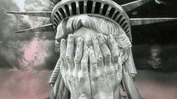 On a retrouvé l'origine de la Statue de la Liberté en pleurs que tout le monde