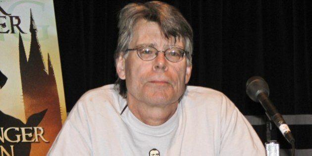 Stephen King en état de choc après la défaite de Clinton aux