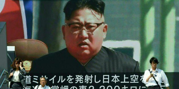 Corée du Nord promet d'atteindre l'arme