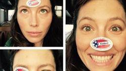Élections américaines 2016: les célébrités montrent